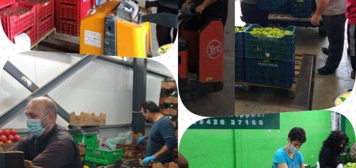 Μέτρα προστασίας covid-19 στην αγροτική παραγωγή στην Ιεράπετρα