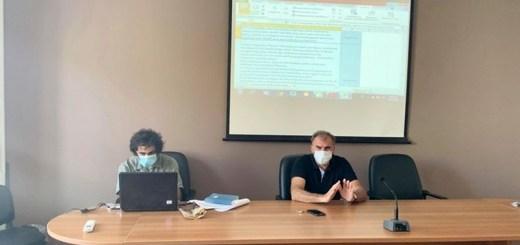 Πρόγραμμα Τρίτσης, παρουσίαση από τον δήμαρχο Ιεράπετρας