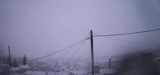 Σχολεία κλειστά στο οροπέδιο λόγω χιονόπτωσης