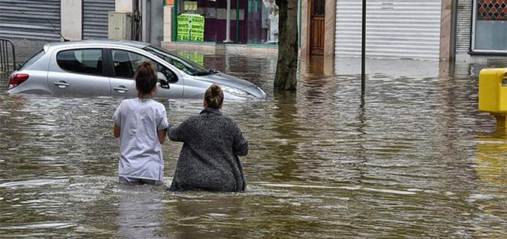 Ερωτηματολόγιο για τις φυσικές καταστροφές