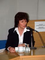 Μαρία Κλώντζα, υπεύθυνη για το Λασίθι