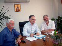 Βάρδας, Κουνενάκης, Παναγιωτόπουλος