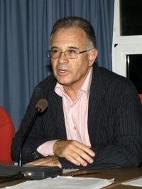 ο δήμαρχος Αγίου Νικολάου Δημήτρης Κουνενάκης