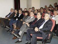από τη παρουσίαση, Δανέλλης, Πρατσίνη, Κουνενάκης, Αναστασάκης, Καρχιμάκης