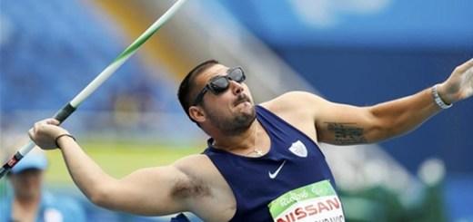 Χρυσό μετάλλιο ο Στεφανουδάκης στον ακοντισμό, με νέο ρεκόρ αγώνων