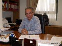 ο διοικητής του νοσοκομείου Αγίου Νικολάου, Αλέξανδρος Μαυρικάκης