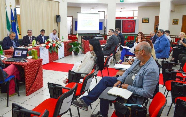 Ο απολογισμός του έργου έλαβε χώρα στην πόλη Τροπαία της Καλαβρίας