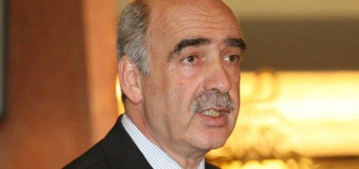 ο πρόεδρος της βουλής, Βαγγέλης Μεϊμαράκης