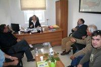σύσκεψη στη Περιφέρεια Κρήτης