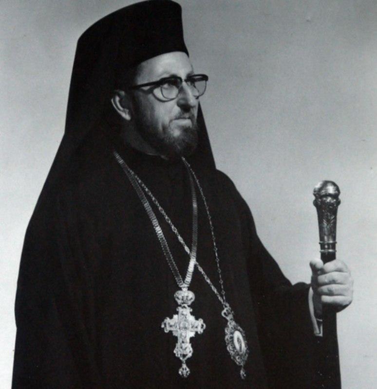 ο πρώην μητροπολίτης Μπουένος Άιρες, Γεννάδιος