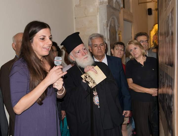 Μάθημα ιστορίας η έκθεση του Μουσείου Χριστιανικής Τέχνης!