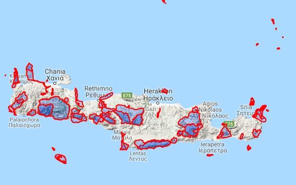 Τι πράγματι, θέλει η Περιφέρεια από τις περιοχές NATURA;
