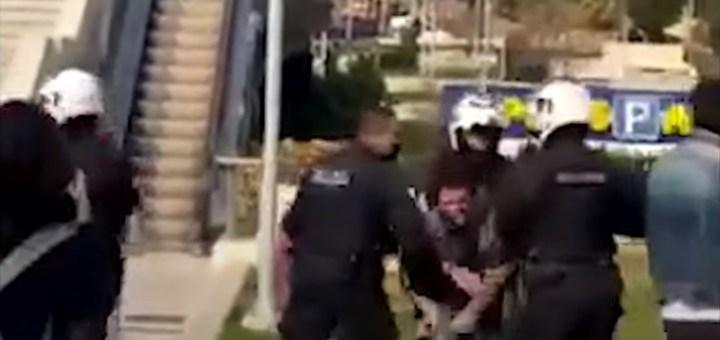 Η Αστυνομία του Χρυσοχοΐδη;