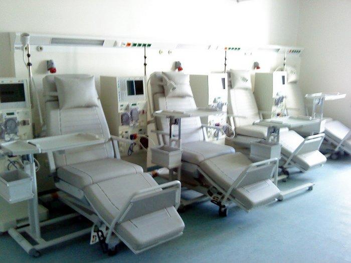 Προκήρυξη μεταστέγασης μονάδας τεχνητού νεφρού