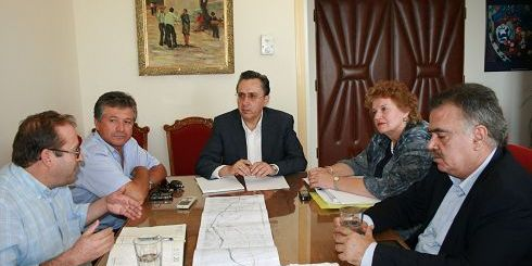 σύσκεψη για τον Β.Ο.Α.Κ. στη νομαρχία Λασιθίου