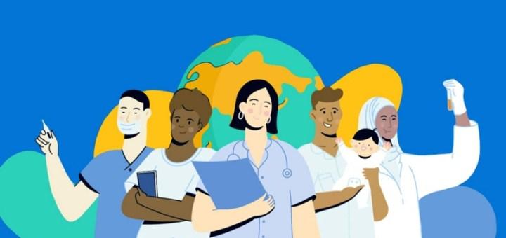 12 Μαΐου- Παγκόσμια Ημέρα Νοσηλευτών - Νοσηλευτριών