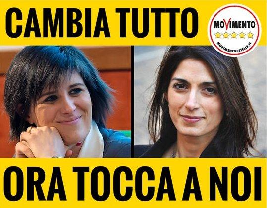 Γυναίκες δήμαρχοι, Ρώμη, Τορίνο