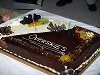 Η τούρτα των Overskies