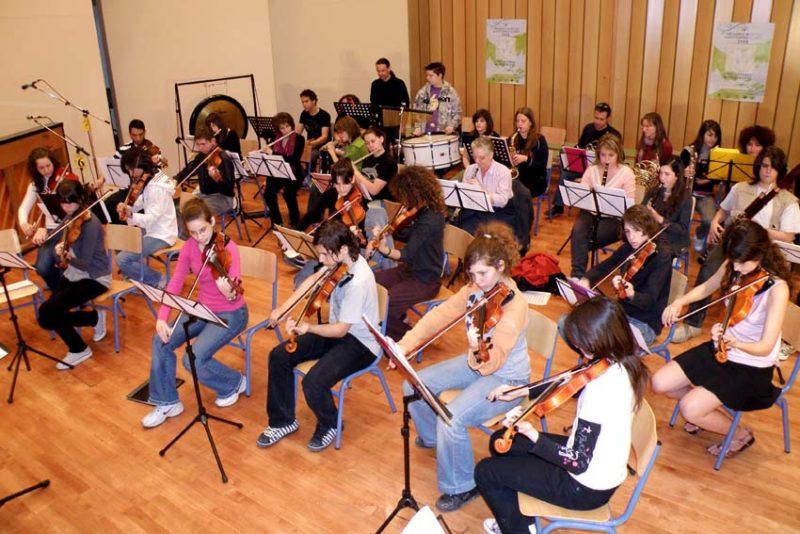 Μουσικό σχολείο έτσι χάθηκε και στις αρχές του 2000