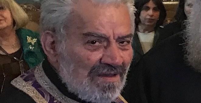 Εξεδήμησεν εις Κύριον ο Ιερέας Μιχαήλ Πετράκης