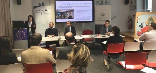 Συναντήσεις Ευρωπαϊκών Φορέων στα Γραφεία της Περιφέρειας για το PANORAMED