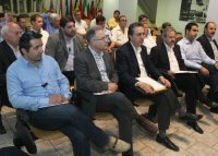 ο δήμαρχος Αγίου Νικολάου και ο Νομάρχης Λασιθίου, παρακολούθησαν τη σύσκεψη