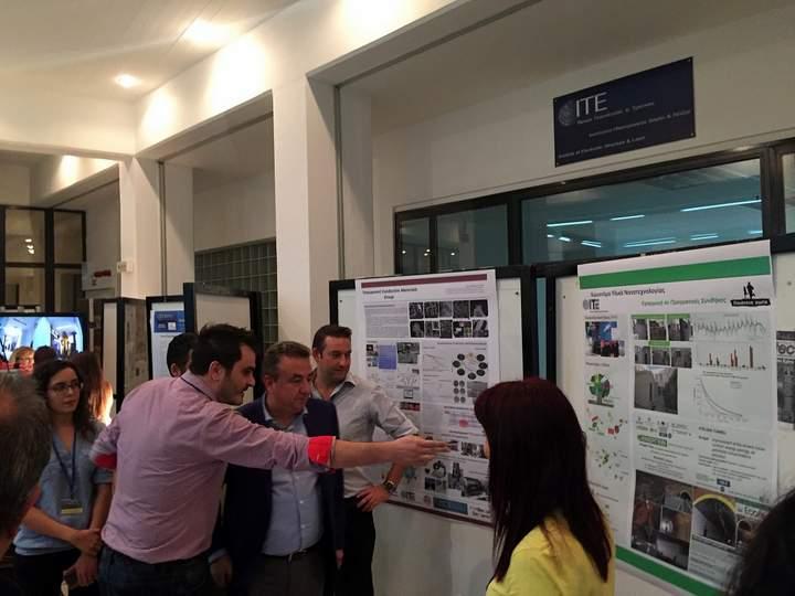 Βραδιά του Ερευνητή 2016 για ΙΤΕ και ΕΛΚΕΘΕ