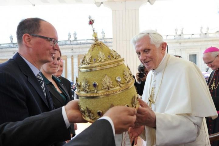 ο πάππας Francis