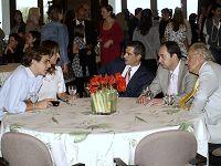 Οικογένεια Κοκοτού με τους Υπουργούς