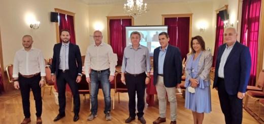 Διεκδίκηση η Περιφερειακή διακυβέρνηση και καλωσόρισμα Στ. Αρναουτάκη στην Κρήτη των Προέδρων των Περιφερειακών συμβουλίων της χώρας