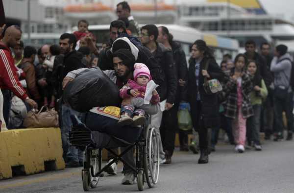 Πρόσφυγας με αναπηρία: Δυο φορές πρόσφυγας, δυο φορές ανάπηρος