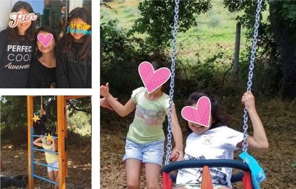 Με «Χαμόγελο» το ταξίδι επιστροφής των δύο ανήλικων κοριτσιών στη Γερμανία