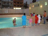 οι πρώτοι κολυμβητές