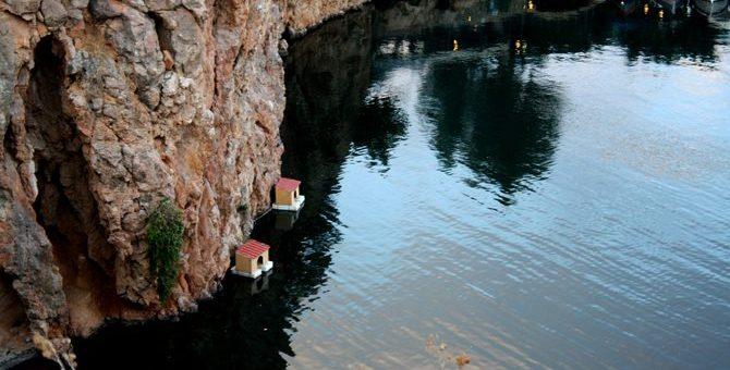 Ανάπλαση της πολύπαθης λίμνης Αγίου Νικολάου;
