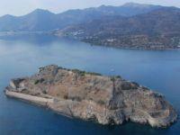 Ο Νομός Λασιθίου έχει ως κεντρική εικόνα μια αεροφωτογραφία της Σπιναλόγκα.