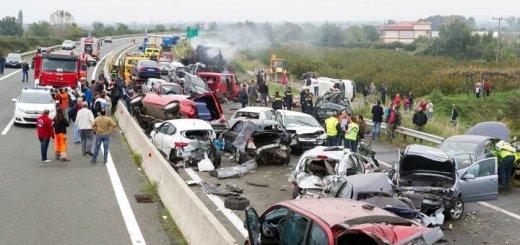 Μνημόσυνο για τα θύματα των τροχαίων δυστυχημάτων