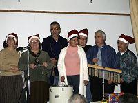 Οι περιθαλπόμενοι τραγουδούν