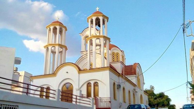 Πανήγυρη Ιερού Ενοριακού Ναού Τιμίου Σταυρού πόλεως Ιεράπετρας