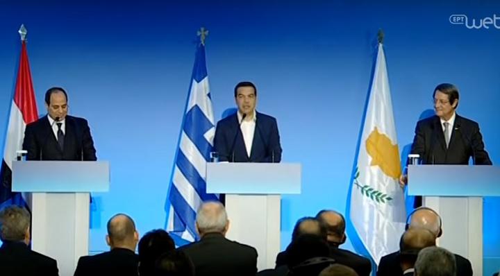 Συμφωνία για άμεση οροθέτηση (;) της ΑΟΖ στην Ελούντα