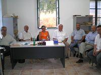 Ο Κ. Τσουκάκης στην Πρίνα