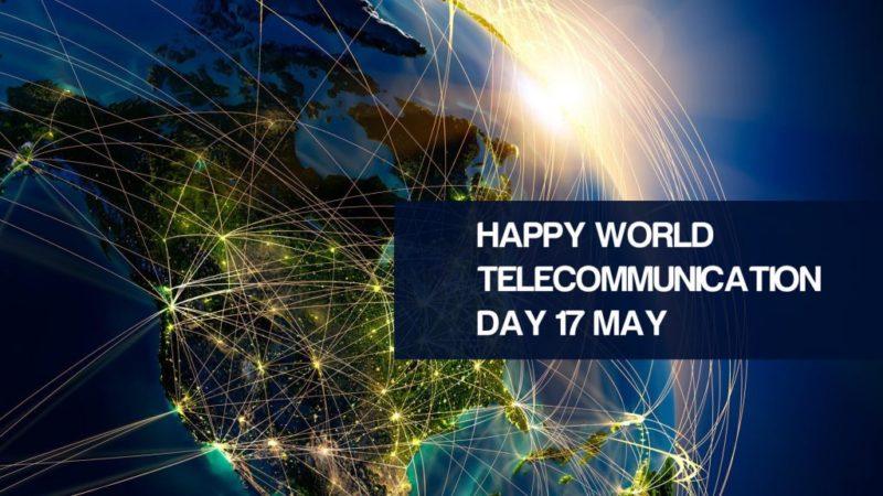 Παγκόσμια ημέρα Τηλεπικοινωνιών και Κοινωνίας της Πληροφορίας