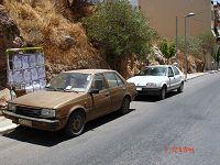 Μόνο το πρώτο αυτοκίνητο