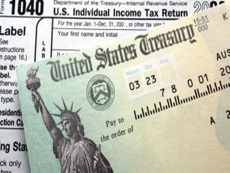IRS says thieves are stealing tax refunds