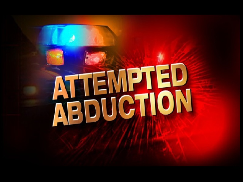 POLICE LOOKING INTO ATTEMPTED ABDUCTION IN CROSSVILLE