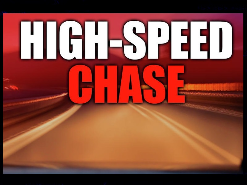 CROSSVILLE MAN ARRESTED AFTER HIGH-SPEED CHASE ON MOTORCYCLE