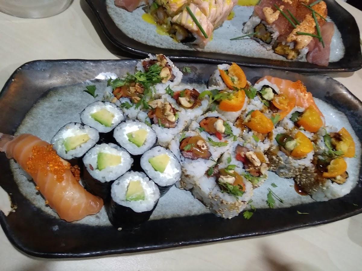 cote sushi restaurant grenoble menu