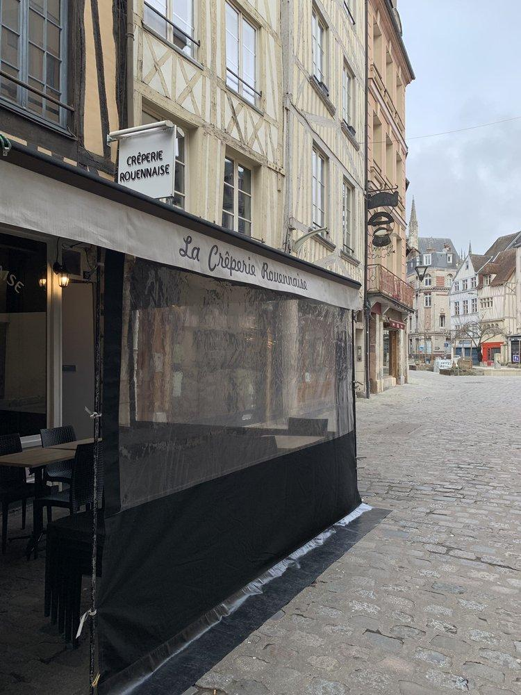 rouennaise restaurant rouen