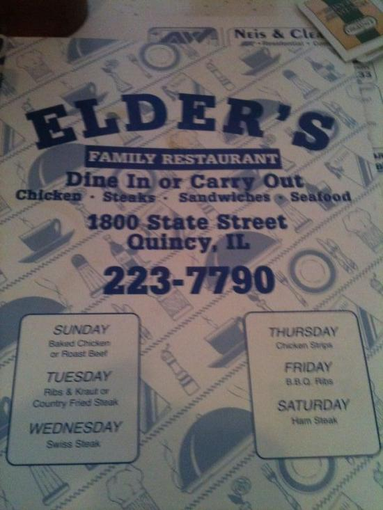 Family Restaurants Quincy Il