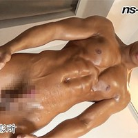 Hunk Channel – 男経験0の体育会男子たち(170cm75kg23歳) – NS-653