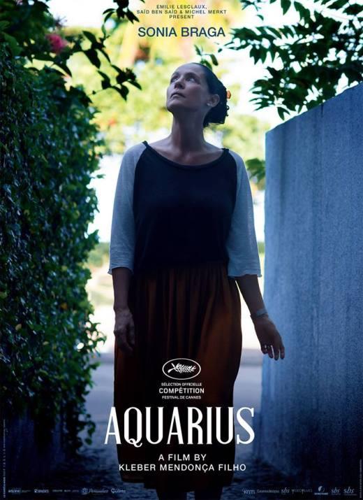 Cartaz Aquarius